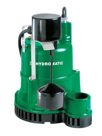 Hydromatic pump VS25_33
